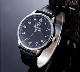 Wholesale Ultra Thin Mens Watch - Super Famous Brand Mens Watches Top Brand Luxury Men Steel Leather Wristwatches Ultra Thin Dial Clock Men Quartz-Watch erkek kol saati