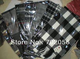 Wholesale Tartan Mens Scarf - Mens scarf Neck scarf Warm 10 pcs lot #2511