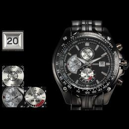 Wholesale Calendar Accessories - New Curren Steel Qartz Watch Men's Accessory Adjustable Stainless Steel Watch Men's Quartz Wrist Watch With Calendar 1802003