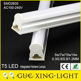 Wholesale 2016 direct sale t5 lowes fluorescent light fixtures cm integrated W cool pure warm white wall lamp