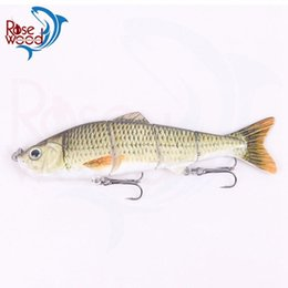 Wholesale Lures Sale - 2015 Top Sale Hard Fishing Lure 12cm 17g Bait Artificial Minnow Hard Bait Fishing Lures Tackle