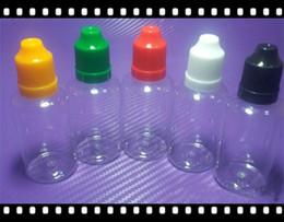 Wholesale 5ml Pet Clear Dropper Bottle - Empty Clear PET E cig 5ml 10ml 15ml 20ml 30ml 50ml Empty E Liquid Plastic Dropper Bottles with Child Proof Bottle caps bestvaporseller