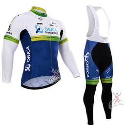 orica велосипедные одежды Скидка Бесплатная доставка! Хорошее качество ORICA Открытый Велоспорт MTB Длинный Джерси быстро сухой Ciclismo Одежда удобная одежда для езды на велосипеде
