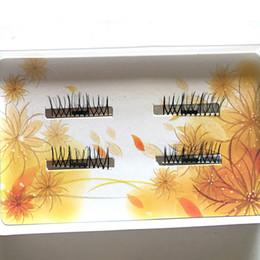 Wholesale C Prime - Beauty 3 Style Makeup Magnetic Eyelashes Prime Set(4 pcs) Magnetic Eyelashes 3D Single Magnet Eyelashes Reusable Fake lashes