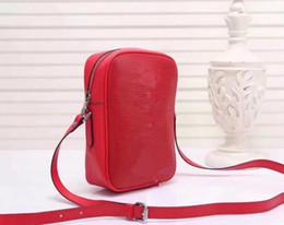 Wholesale Messenger Camera Bags - 2017 Ruil Women Color splicing Little bee Bags Fashion Zipper Designer Handbag Casual Shoulder Camera bag Messenger Bag.