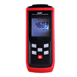 Wholesale Digital Rpm - TASI TA8141 Non-contact Digital Laser Photo Tachometer rpm speed meter 2.5~59,999 RPM tacometro