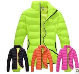 Wholesale Womens Short Jacket Black - 2018 New NK brand winter women Wadded jacket female slim short design women down cotton-padded jacket fashion outerwear womens parkas