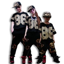 Wholesale Kids Hip Hop Pants - New Fashion Women Kids Harem Hip Hop Dance Pants Sweatpants Costumes Trousers