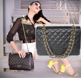 Wholesale Leather Dresses For Sale - Hot Sale Fashion Vintage Handbags Women bags Designer Handbags Wallets for Women Leather Chain Bag Crossbody and Shoulder Bags5 color