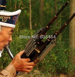 Armonica reed online-Cina a buon mercato Cina Armonica / Sheng, 17 canne / canne, organo da solista, strumento da solista, regalo