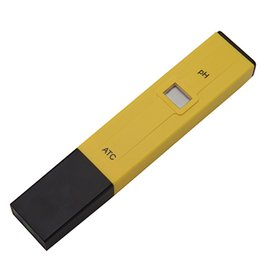Wholesale Digital Ph Meter Tester Pool - New Digital PH LCD Meter Tester Aquarium Swimming Water Pool PH Pen Monitor Free Shipping, dandys