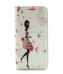 Wholesale Artistic Leather - Artistic Diamond For Samsung S7 Case Flip Cover Wallet Luxury Original Colorful Slim Leather Case For Samsung Galaxy S7 G930 G9300