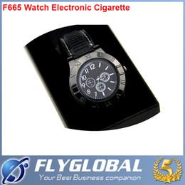 Wholesale Quartz Analogue Watch - F665 USB Watch Men Wrist Watch Military multifunctional Quartz Cigarette Lighter Black Brown Silicone rubber Analogue factory price
