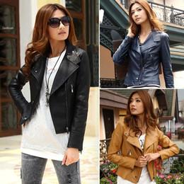 Canada Girl Short Black Leather Jacket Supply Girl Short Black