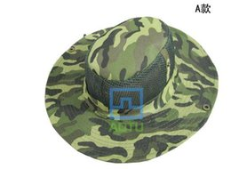 Wholesale Camouflage Caps For Sale - Wholesale-Hot sale Military Cap, Army Cap, Bennie Hat, Beret, Hunting cap Camouflage Cap!10pcs lot 3 color for choice A,D,C