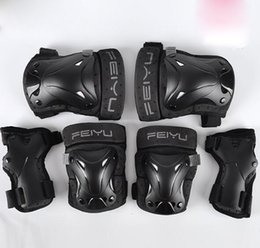 Wholesale Adults Ice Skates - Extreme Sports Huju Outdoor Ice Skating Rollerblading Child Adult Pulley Huju Six Sets Sell Like Hot Cakes