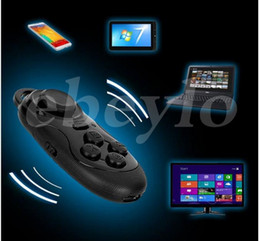 Contrôleur bluetooth android gamepad à vendre-100% New Wireless Bluetooth Game Controller Joystick Gaming Gamepad pour Android / iOS Moblie Smart Phone pour iPhone pour Samsung