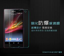 Sony xperia e4 écran en Ligne-0.3mm Pour Sony xperia Z3 Z2 Z E4