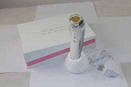 Wholesale Led Microcurrent - 2014 spa anti-aging portable fractional rf thermage machine