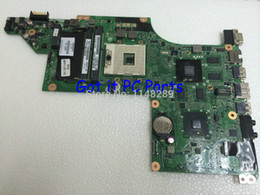 Wholesale Hp Pavilion Ems - Wholesale-EMS DHL Free Shipping 630279-001 DA0LX6MB6H1 REV :H NEW Laptop motherboard for HP Pavilion DV6 Notebook PC