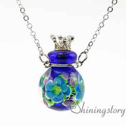Wholesale Glass Snake Necklace - ball wholesale diffuser necklace aromatherapy locket aromatherapy jewelry diffusers wholesale glass vials with cork diffuser locket