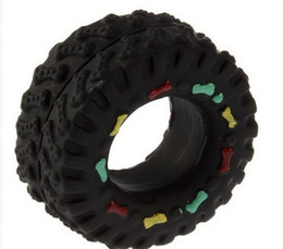 Wholesale Cheap Tires Wholesalers - Wholesale-2015 New Fashion Pet Toys,Tire-Shaped Cheap Entertainment Toys For Dogs,Cute Pet Products