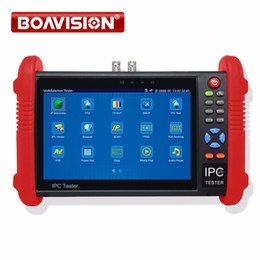 Wholesale Ptz Camera Tester - Onvif IP Camera CCTV Tester Build in Wifi AHD CVI TVI SDI Camera Test Optional   Customized IPC  PTZ Coaxial Control etc