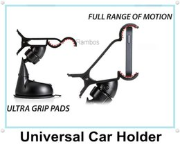 Wholesale Car Inch Gps Holder - Universal Car Windscreen Suction Mount Holder Clip Cradle for 6 inch Mobile Phone Smartphone
