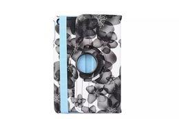 2019 ipad mini tournant Luxe fleur chanceux 360 degrés de rotation rotatif stand pu cuir étui à rabat intelligent sommeil réveil pour ipad 6 air2 5 3 4 7.9 mini 2 peau mini4 promotion ipad mini tournant