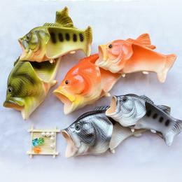 2019 chinelos engraçados Em forma de peixe Baboosh Personalidade Engraçada Chinelos De Plástico Homens E Mulheres Verão Praia Sapatos Multi Color 11 5hy3 C R desconto chinelos engraçados