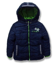 Wholesale Children S Motorcycles - Retail Topolino brand kids parka baby boy hooded coat new 2016 winter baby motorcycle jackets outerwear for children clothing 2-7Y 201507HX