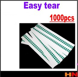 1000 pcs PULL TAPE Facile larme autocollants Tear OCA Laminator machine Polarisant film Tear film bande Film protecteur autocollant ? partir de fabricateur