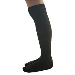 Wholesale Gray Knee High Boots Women - S5Q Warm Woman Turn Up Rib Colored Wool Blend Long Knee High Winter Boot Socks AAAEGU