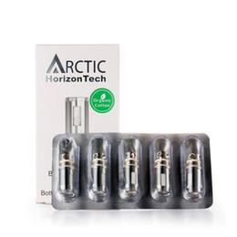 Wholesale wholesale seiko - 100% Original Arctic atomizer Atomizing core 0.2ohm 0.5ohm Arctic Tank btdc Atomizing core twin-core 20W-100W Seiko atomizing core