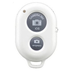 Wholesale Camera Timers - hot Wireless 2017 Bluetooth remote shutter control the camera 's self-timer good Shutte for smartphone IOS a Samsung HTC LG 's And