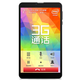 Wholesale Android Phone 7inch - Wholesale-Original Teclast X70R 3G X70 R Intel 64 Bit CPU 7inch IPS Screen 3G Phone Call Tablet Dual SIM GPS BT4.0 Android 5.1