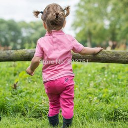 Wholesale Girl Riding Boots - Wholesale-Children Decathlon Horse Riding Pants Equestrian Pants For Boys or Girls Horse Riding Breeches (MY-16)