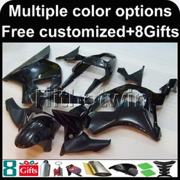 Wholesale Cbr954rr Plastics - 23colors+8Gifts WHITE motorcycle cowl for HONDA CBR954RR 2002-2003 CBR954 RR 02 03 ABS Plastic Fairing