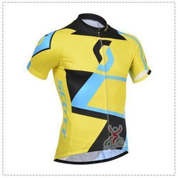 Wholesale Short Montain - new kind team scott cycling bike wear mens montain road bicycling wear compression short bib sets