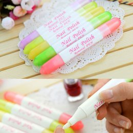 Wholesale Nail Art Remover Pen - Hot Manicure Nail Art Polish Corrector Remover Cleaner Pen + 3 Replacement Tips free shipping DHL