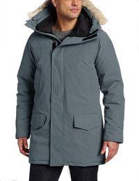 Wholesale Duck Feather Coats Men - Men's Down Coat Winter Warm Jacket For Windbreak Thickening Ou Coat Working Climbing Parka