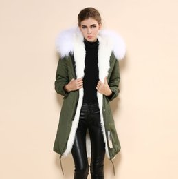 Wholesale Sexy Collared Vest - Outwear Hood vest jackets Cloth,sexy white faxu fox fur collar,long design fur coat jacket