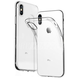 Custodia in TPU ultrasottile per iPhone 11 Pro Max XR XS MAX X 7/8/6 plus Nota 10 S10 / S9 / S8 Plus P20 P30 Pro Cover morbida in silicone da sacchetti di gomma colorati fornitori