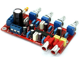 Wholesale Preamp Board - LM1036 luxurious tone board preamp