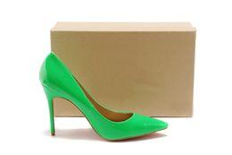 Wholesale Wedding Dress Size 36 - [Original Box]Wholesale Size:36-41Customized High-quality Luxury Women red sole High-heeled shoes,Wedding shoes Heel height : 8cm&10cm&12cm