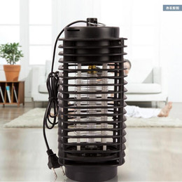 zapper lamp Coupons - Wholesale-Modern Design High Quality Bug Zapper Mosquito Insect Killer Lamp Electric Pest Moth Wasp Fly Mosquito Killer 220V