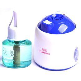 Wholesale Mosquito Liquid - Wholesale-Texhong heating electric mosquito liquid mosquito repellent liquid set liquid mosquito