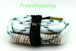 Wholesale Bore Snake Gun Cleaner - Free shipping 12 GA rifle pistol bore snake gun cleaning CAL 12GA 12 GAUGE TOP quality