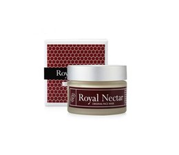 Wholesale Cream Whitening Original - Free Shipping 1PC HOT Royal Nectar Bee Venom Original Face Mask 50ml Moisturizing Anti wrinkle Anti aging Mask