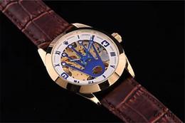 Wholesale Super Belts - Swiss top brand R00X luxury Men's Watches exquisite belt automatic machine movement mineral super mirror high quality luxury watch Relogio